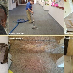 in central Indiana our carpet cleaning services