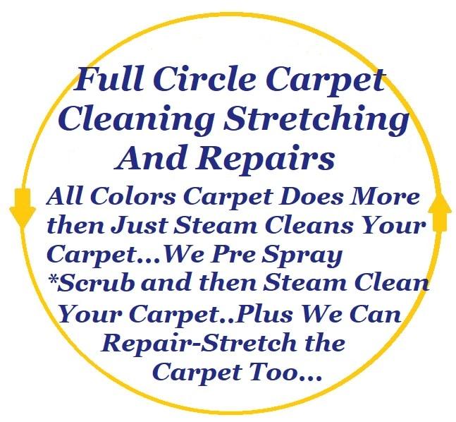 Full Circle Carpet Clean