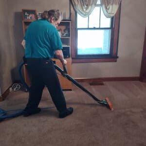 Carpet Cleaning Indianapolis dining room