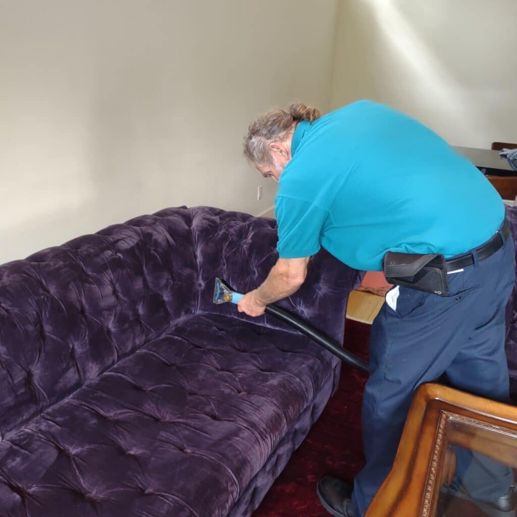 Upholstery cleaning in Indianapolis