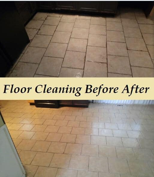 Floor cleaning Indianapolis
